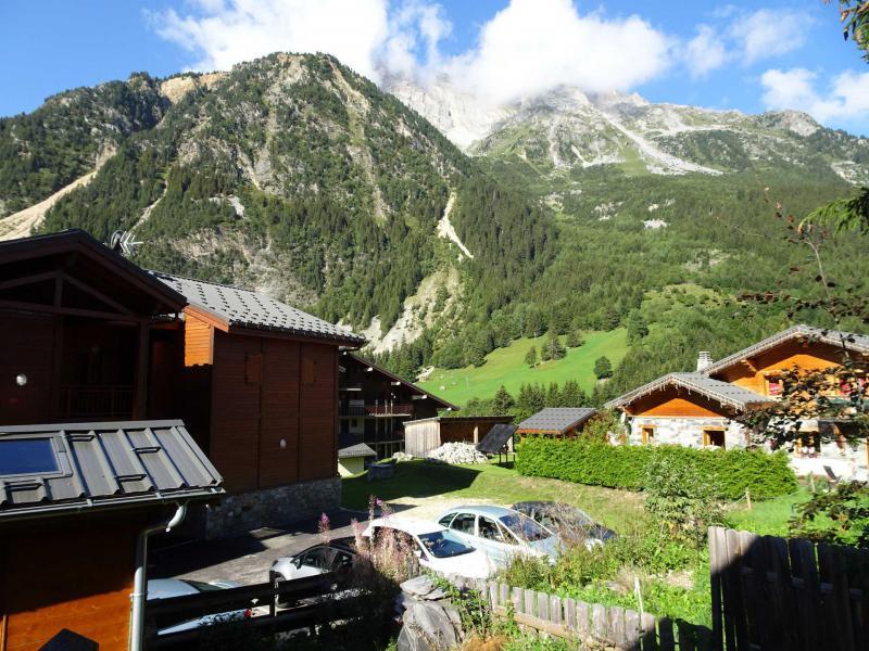 Wakacje w górach Apartament 5 pokojowy 8 osób - Chalet les Gentianes Bleues - Pralognan-la-Vanoise - Na zewnątrz latem