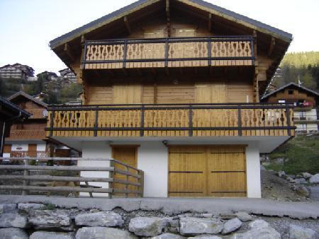 Vacaciones en montaña Chalet 5 piezas para 8 personas (001) - Chalet les Hautes Cimes - Châtel - Verano
