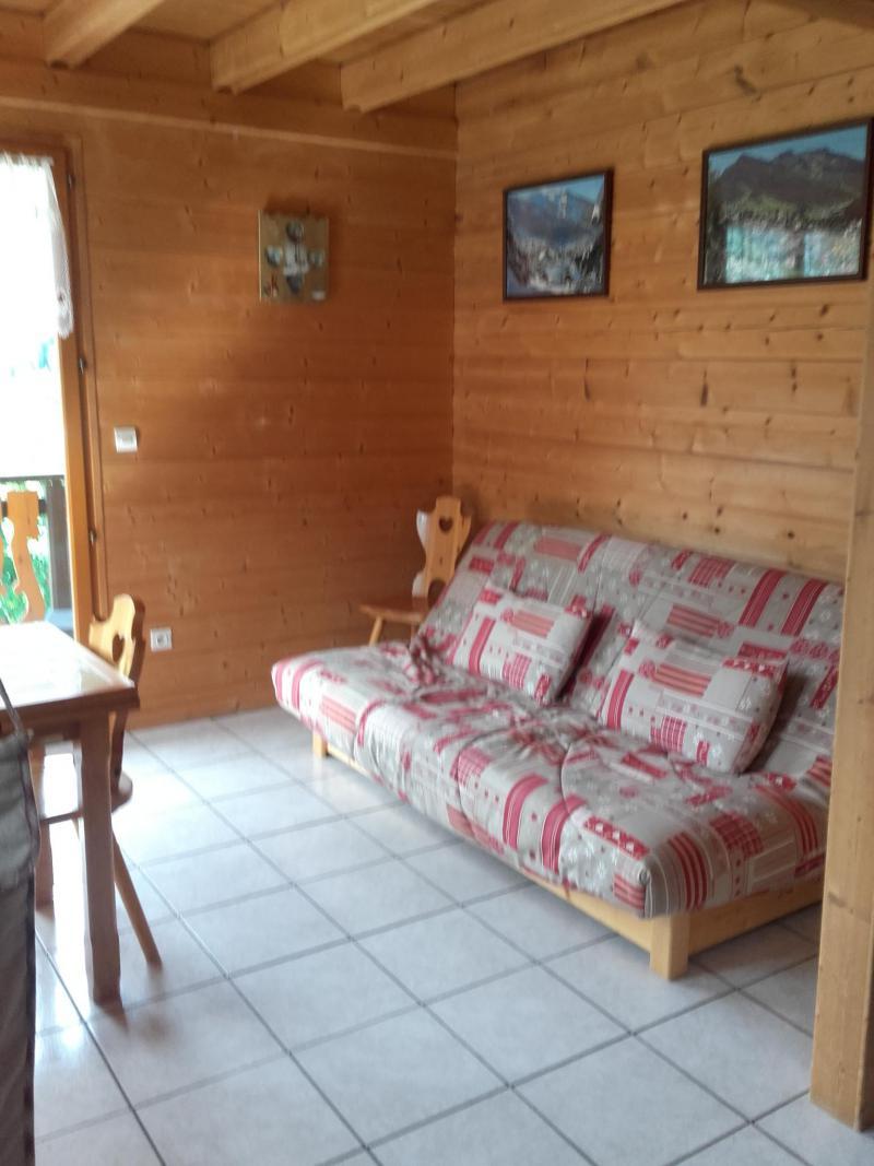 Vacaciones en montaña Chalet 5 piezas para 8 personas (001) - Chalet les Hautes Cimes - Châtel