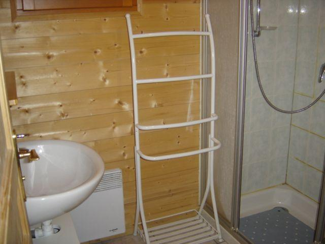 Vacaciones en montaña Chalet 5 piezas para 8 personas (001) - Chalet les Hautes Cimes - Châtel - Cuarto de baño