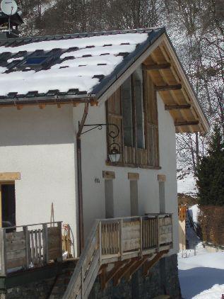 Vacances en montagne Chalet les Jardins de Lena - Saint Martin de Belleville