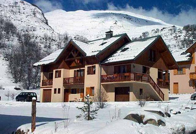 Wakacje w górach Chalet les Lupins - Valloire