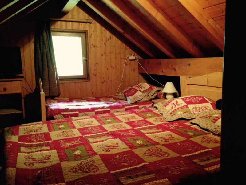 Wakacje w górach Apartament 4 pokojowy z antresolą 8 osób - Chalet les Lupins - Valloire