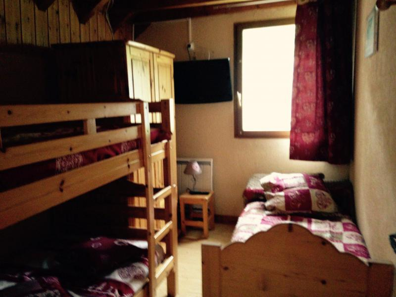 Holiday in mountain resort 4 room mezzanine apartment 8 people - Chalet les Lupins - Valloire