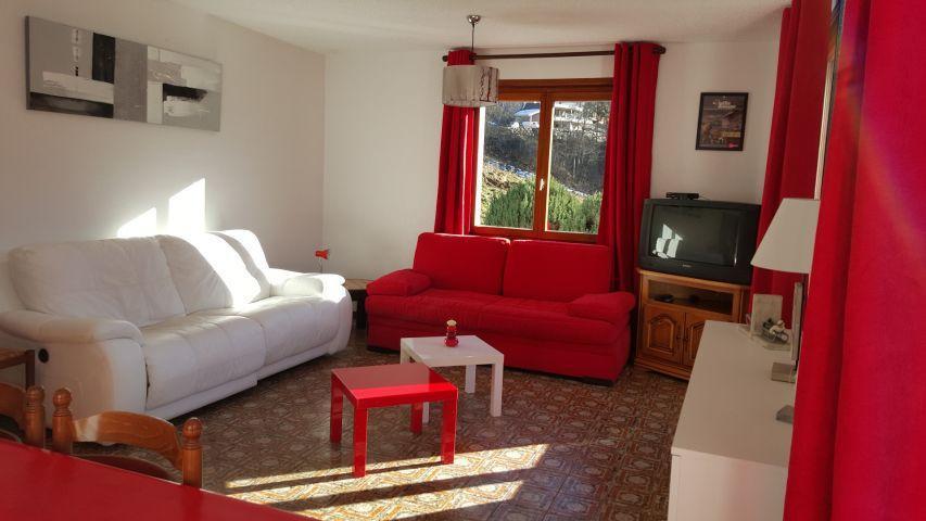 Wakacje w górach Apartament 4 pokojowy 8 osób (002) - Chalet les Pensées - Châtel - Pokój gościnny