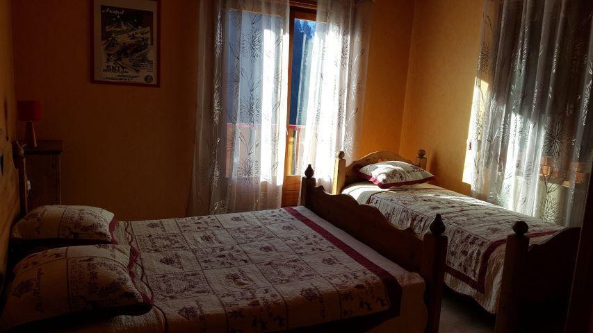 Vacaciones en montaña Apartamento 4 piezas para 8 personas (002) - Chalet les Pensées - Châtel - Cama adicional 1 persona