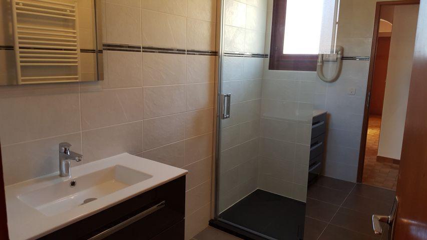 Vacaciones en montaña Apartamento 4 piezas para 8 personas (002) - Chalet les Pensées - Châtel - Cuarto de baño