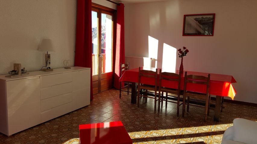 Vacaciones en montaña Apartamento 4 piezas para 8 personas (002) - Chalet les Pensées - Châtel - Mesa