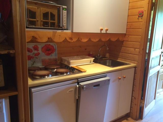 Vacaciones en montaña Apartamento 2 piezas mezzanine para 6 personas (2) - Chalet les Pléiades - Risoul