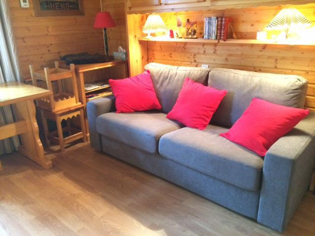 Vacaciones en montaña Apartamento 2 piezas mezzanine para 6 personas (2) - Chalet les Pléiades - Risoul - Alojamiento