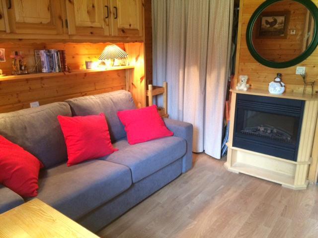 Vacaciones en montaña Apartamento 2 piezas mezzanine para 6 personas (2) - Chalet les Pléiades - Risoul - Estancia