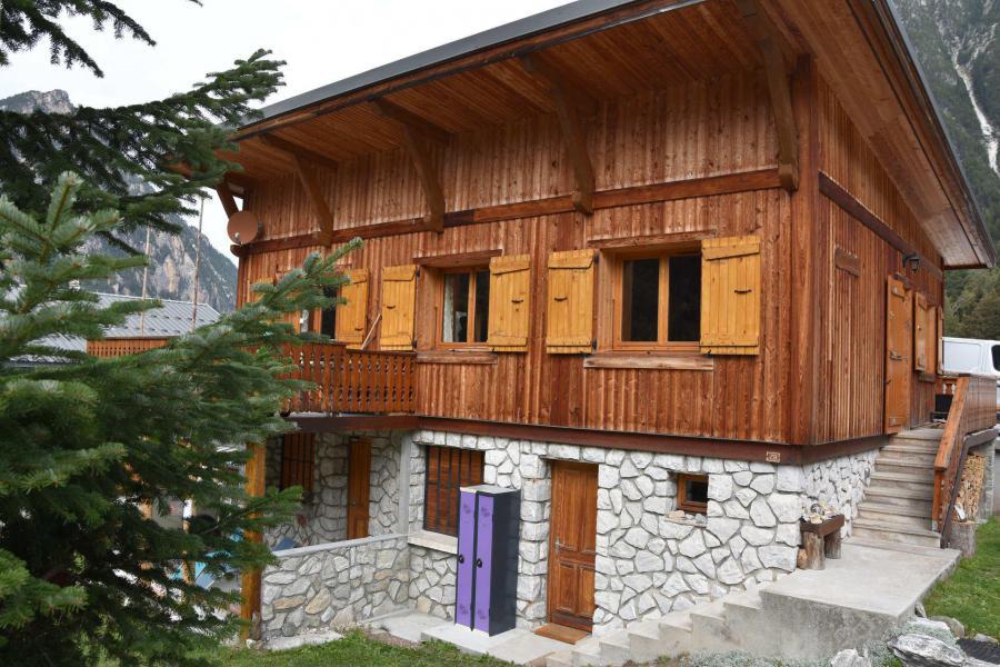 Wakacje w górach Chalet les Rameaux - Pralognan-la-Vanoise - Na zewnątrz latem