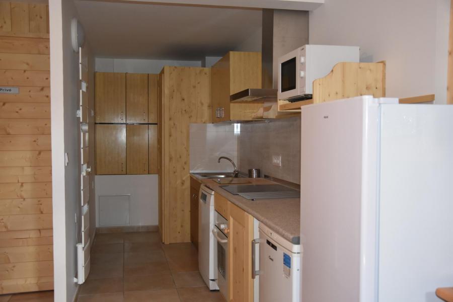 Wakacje w górach Apartament 3 pokojowy 3 osób (RAMEAUXRDJ) - Chalet les Rameaux - Pralognan-la-Vanoise - Kuchnia