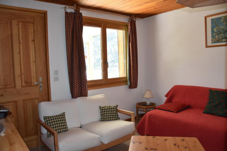 Wakacje w górach Apartament 3 pokojowy 3 osób (RAMEAUXRDJ) - Chalet les Rameaux - Pralognan-la-Vanoise - Pokój gościnny