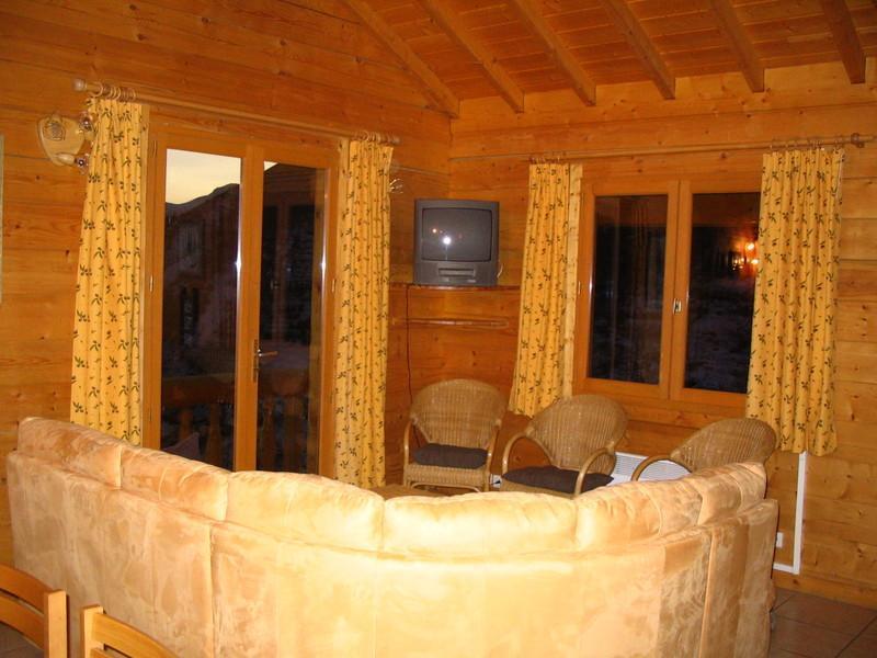 Vacanze in montagna Chalet les Sapins - Alpe d'Huez - Angolo soggiorno