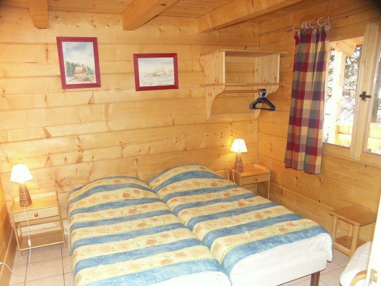 Vacanze in montagna Chalet les Sapins - Alpe d'Huez - Camera