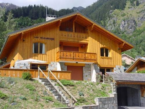 Location au ski Appartement 6 pièces 10 personnes - Chalet Les Soldanelles - Champagny-en-Vanoise - Extérieur été