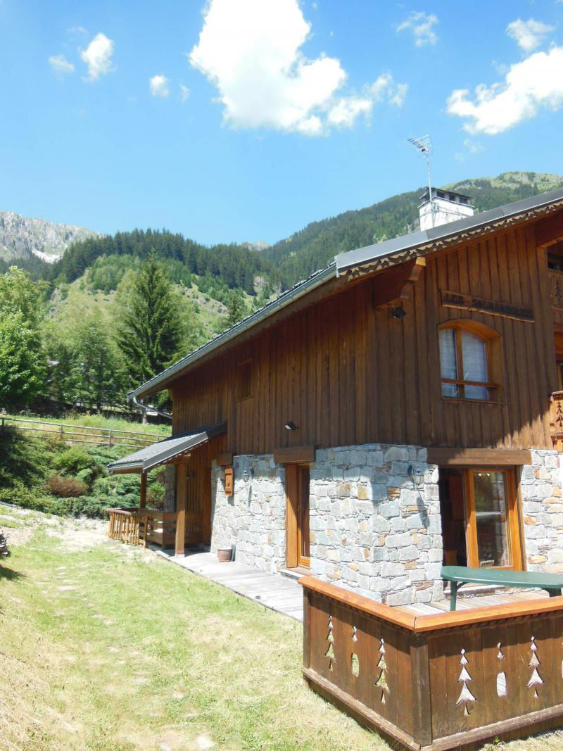 Vacances en montagne Chalet les Soldanelles - Champagny-en-Vanoise