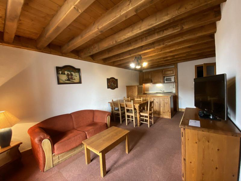 Holiday in mountain resort 2 room apartment cabin 6 people (02) - Chalet les Trolles - Val Thorens