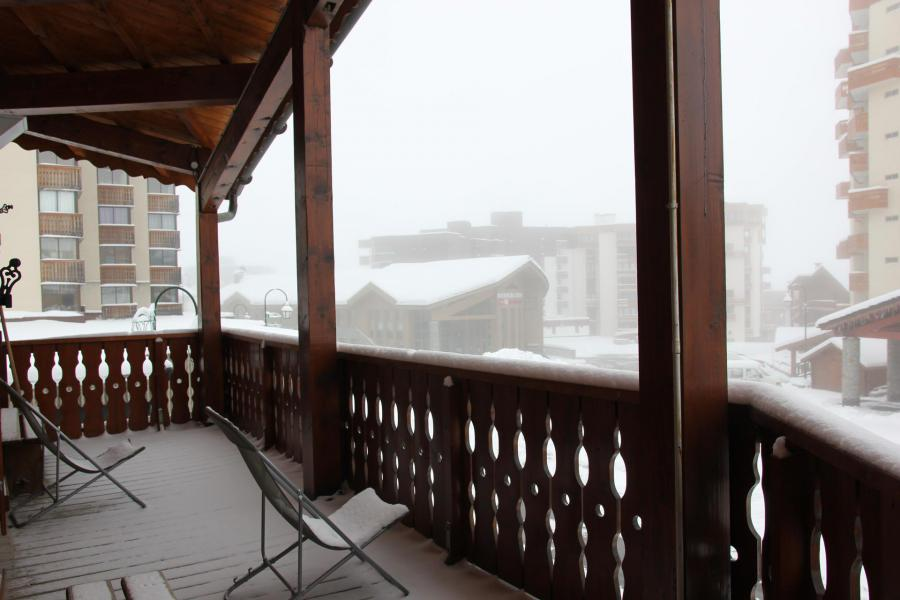 Holiday in mountain resort 6 room apartment 12 people (03) - Chalet les Trolles - Val Thorens