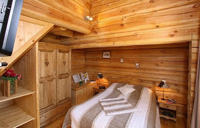 Vacances en montagne Chalet Leslie Alpen - Les 2 Alpes - Chambre