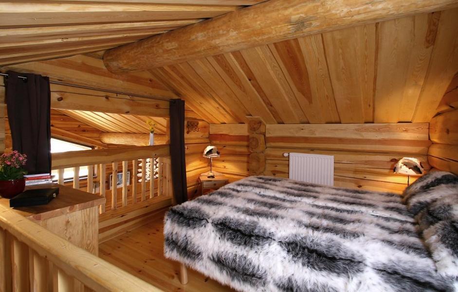 Wakacje w górach Chalet Leslie Alpen - Les 2 Alpes - Łóżkem małżeńskim
