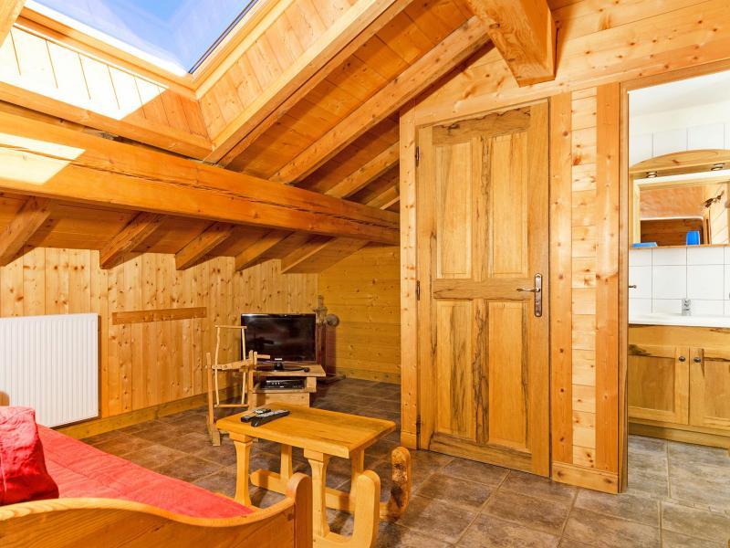 Vacances en montagne Chalet Levassaix - Les Menuires - Salle de bains