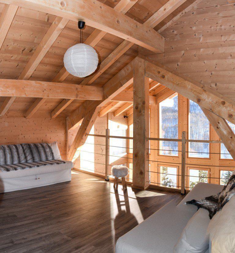 Vacances en montagne Chalet duplex 5 pièces 10 personnes - Chalet Loan - Montgenèvre