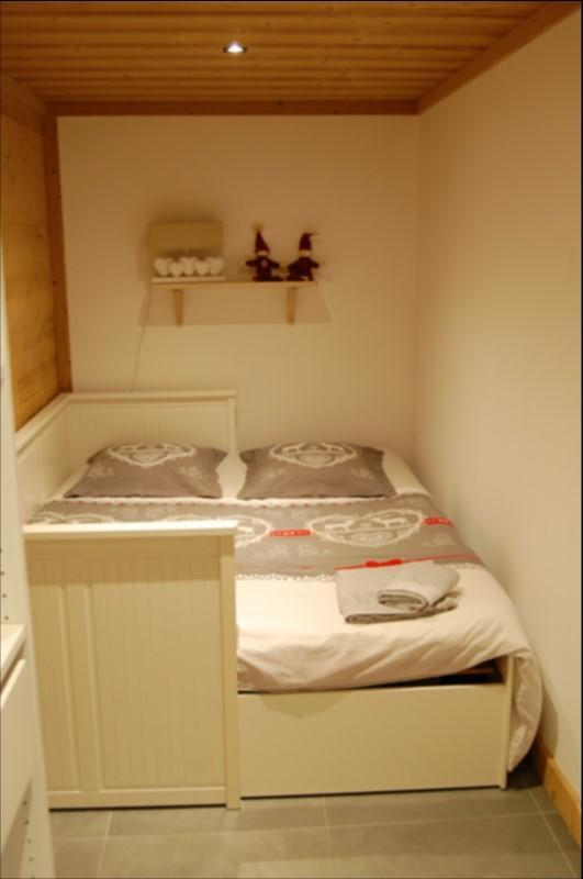 Vacaciones en montaña Apartamento cabina 2 piezas para 4 personas (Cosy Mountain) - Chalet Loan - Montgenèvre - Cama