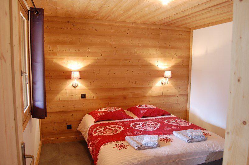 Vacances en montagne Appartement 2 pièces coin montagne 4 personnes (Cosy Mountain) - Chalet Loan - Montgenèvre - Chambre