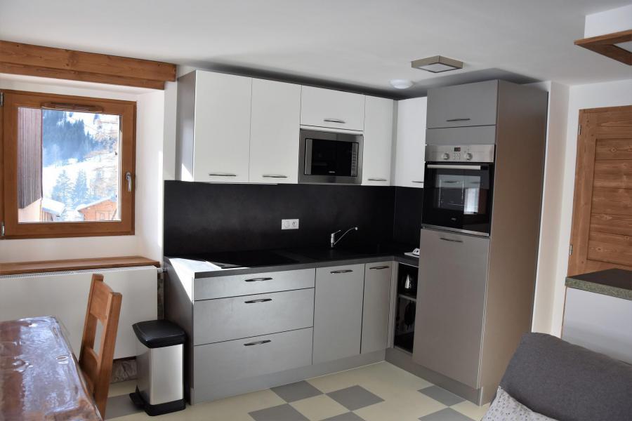 Wakacje w górach Apartament 2 pokojowy 4 osób (1) - Chalet Lou Fenatchu - Pralognan-la-Vanoise - Zakwaterowanie