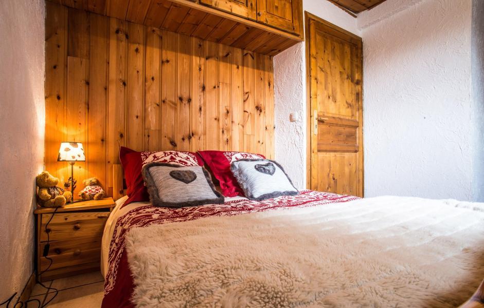 Vacaciones en montaña Chalet Loutantin - Saint Martin de Belleville - Cama