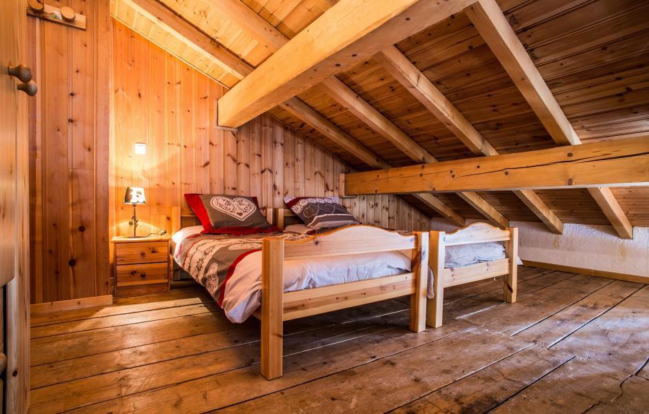 Vacanze in montagna Chalet Loutantin - Saint Martin de Belleville - Letto matrimoniale