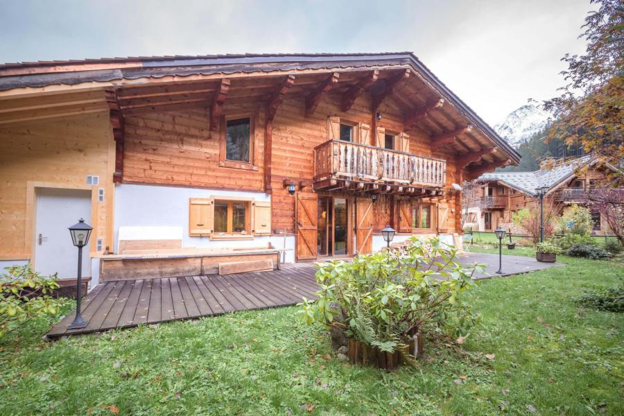 Vacances en montagne Chalet 7 pièces 10 personnes - Chalet Macha - Chamonix