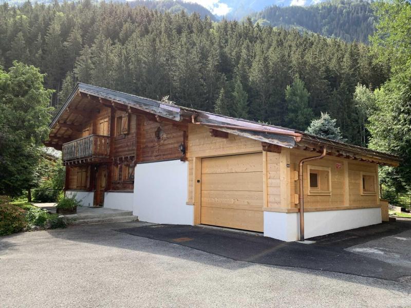 Vacances en montagne Chalet Macha - Chamonix - Extérieur été