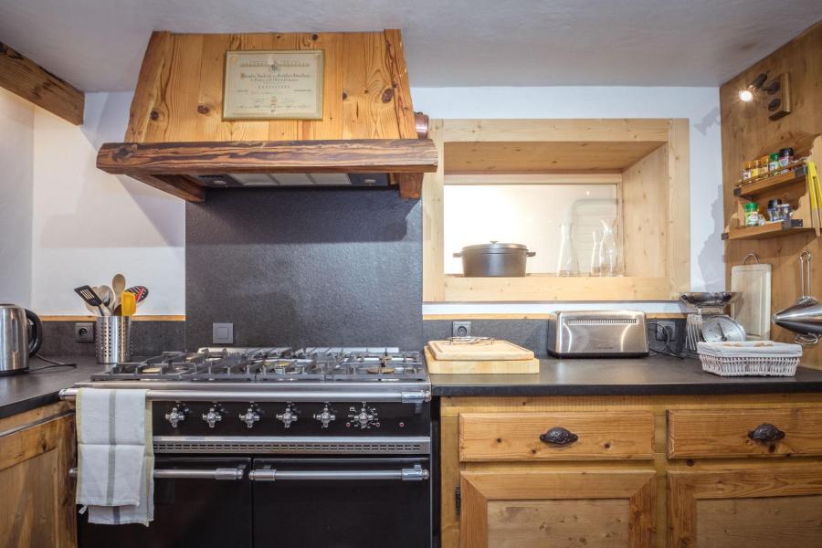 Vacances en montagne Chalet 6 pièces 8 personnes - Chalet Macha - Chamonix - Cuisine