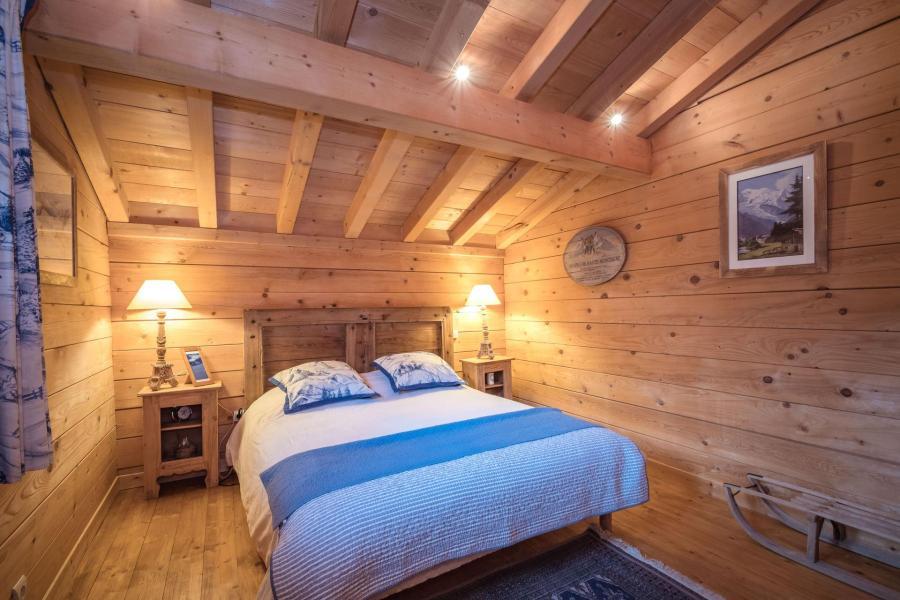 Vacances en montagne Chalet 7 pièces 10 personnes - Chalet Macha - Chamonix - Chambre