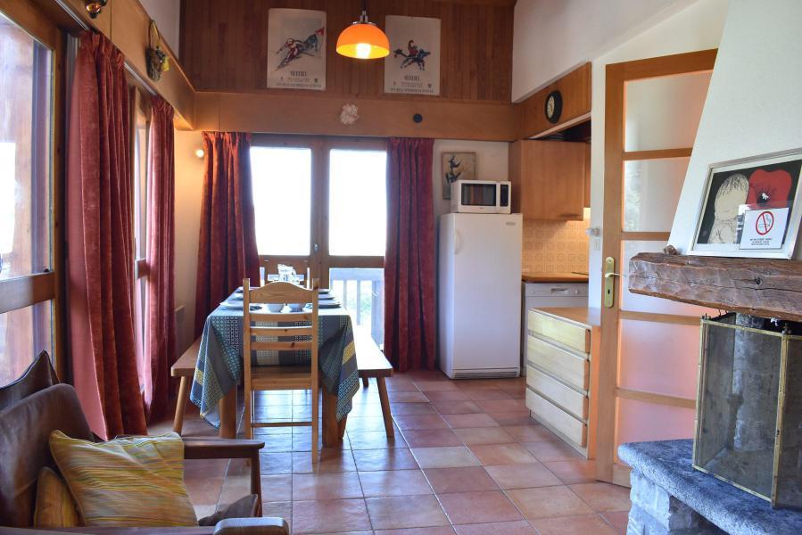Vacances en montagne Chalet 5 pièces mezzanine 10 personnes - Chalet Manekineko - Méribel - Logement