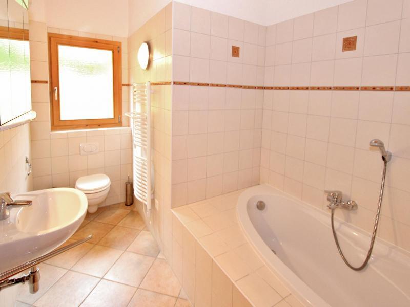 Vacances en montagne Chalet Maria - La Tzoumaz - Salle de bains