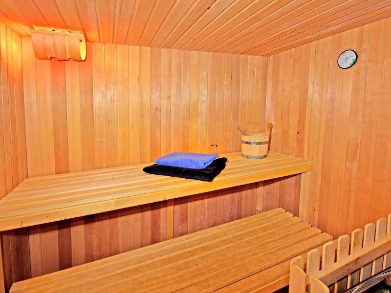 Vacances en montagne Chalet Maria - La Tzoumaz - Sauna