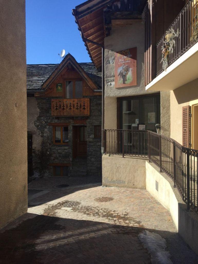 Wynajem na narty Chalet Marie Gros - Saint Martin de Belleville - Na zewnątrz latem