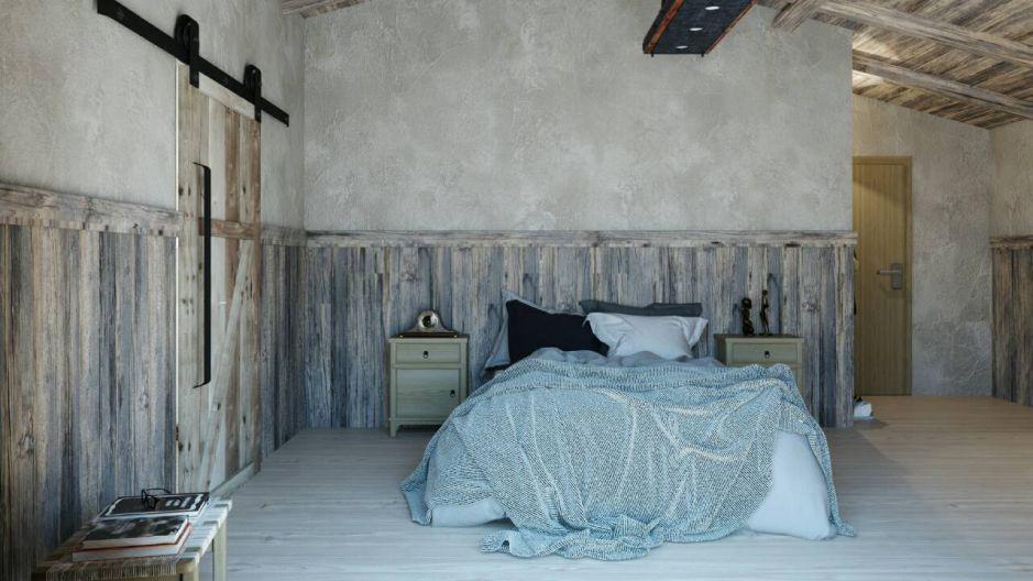 Vacances en montagne Chalet Matangie - Les Menuires - Chambre