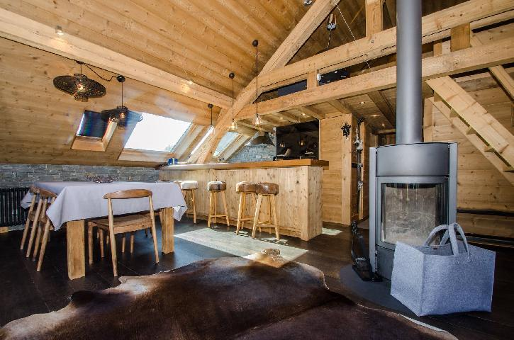 Location au ski Appartement 3 pièces cabine mezzanine 8 personnes - Chalet Maya - Chamonix - Extérieur été