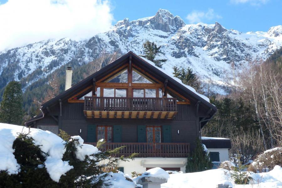 Holiday in mountain resort Chalet Maya - Chamonix