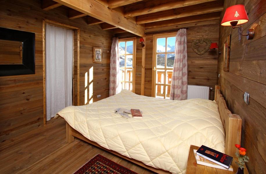 Vacanze in montagna Chalet Mélusine - Alpe d'Huez - Camera