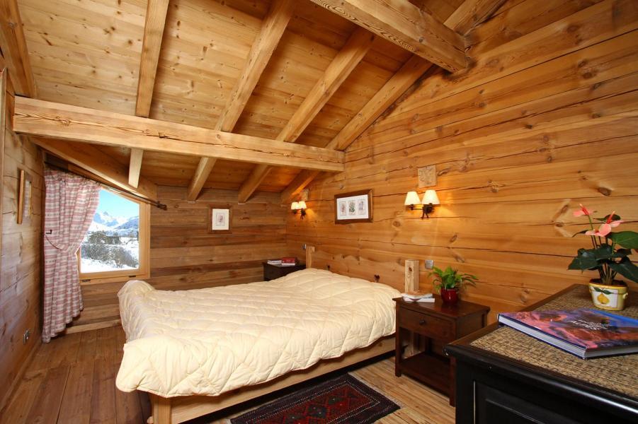 Vacances en montagne Chalet Mélusine - Alpe d'Huez - Chambre