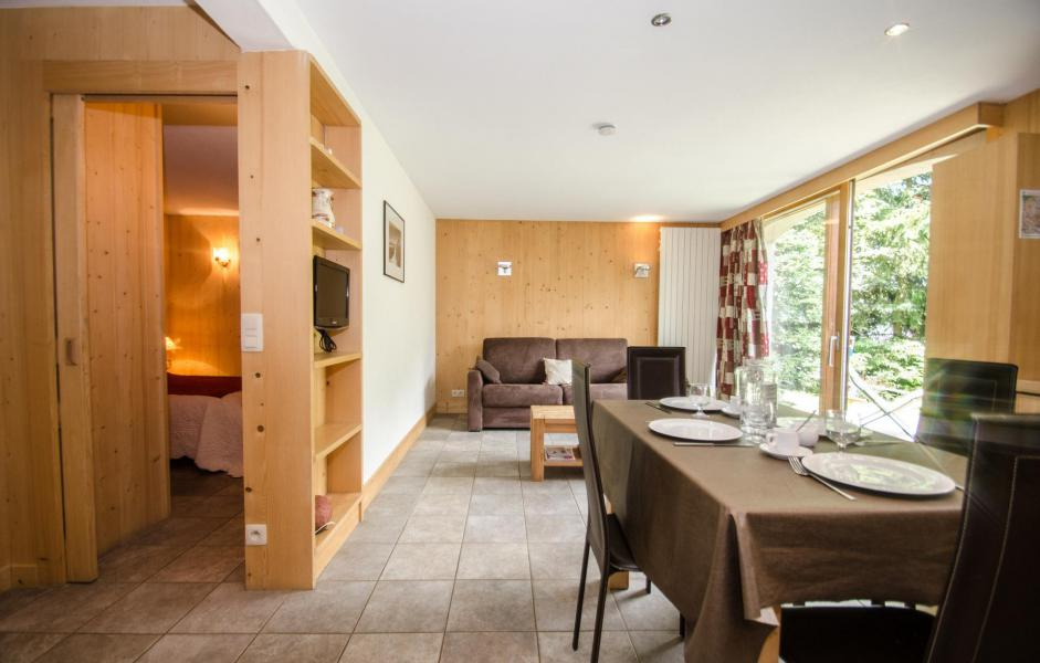 Vacances en montagne Appartement 2 pièces 4 personnes - Chalet Mona - Chamonix