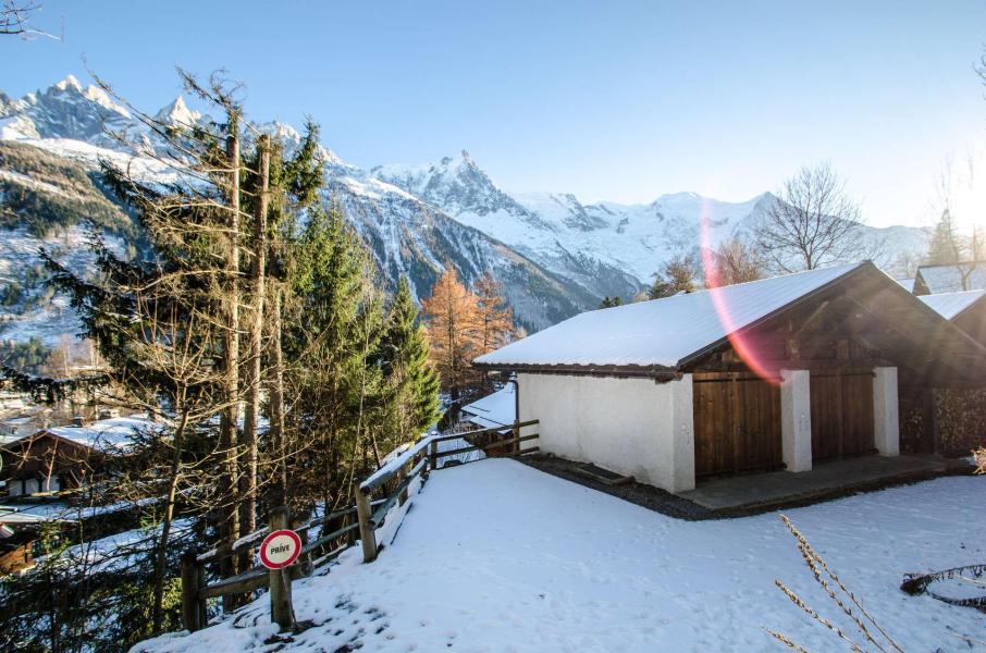 Vacanze in montagna Chalet Mona - Chamonix - Esteriore estate
