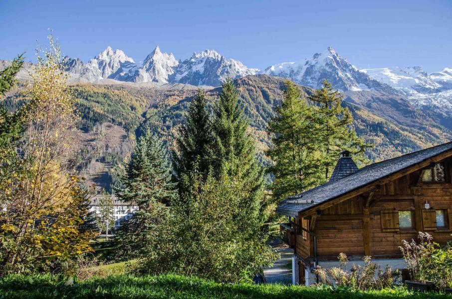 Vacanze in montagna Chalet Mona - Chamonix