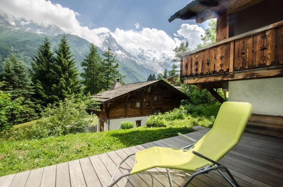 Vacanze in montagna Appartamento 2 stanze per 4 persone - Chalet Mona - Chamonix - Esteriore estate